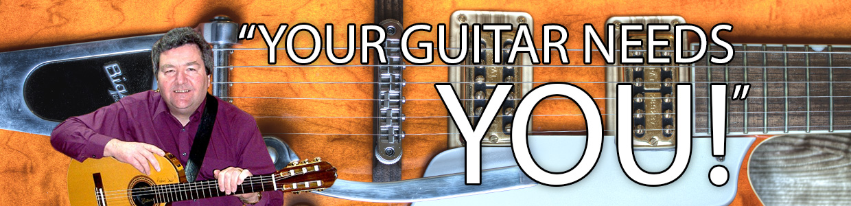 Your Guitar Needs You